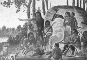 Tribe Structures and Government - Algonquian Indians