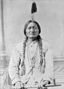 sitting bull indian heros and great chieftains