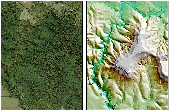 Fort Hill - The Power of LiDAR