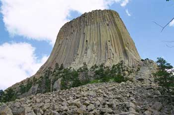 Devils Tower Geology