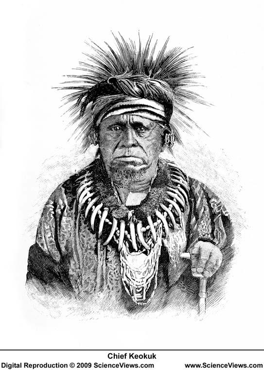 Chief Keokuk American History X